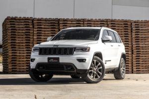 Jeep Grand Cherokee Towing Capacity